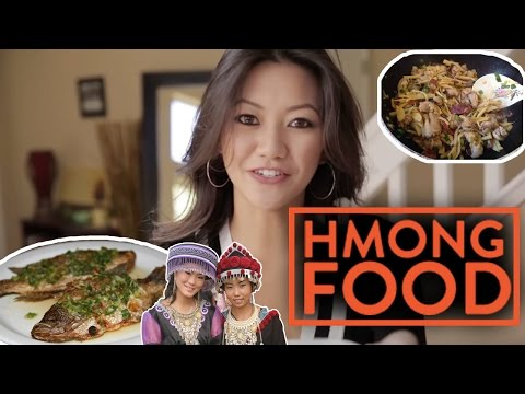 FUNG BROS FOOD: Hmong Food!