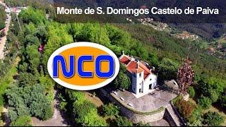Monte de S  Domingos Castelo de Paiva (Visto do Céu)