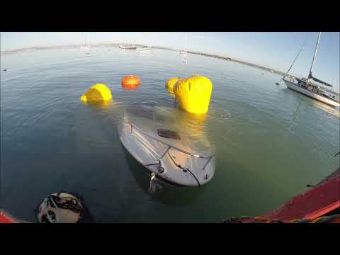 Salvage Of Speed Boat