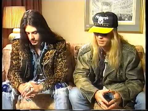 Poison Interview, 1993