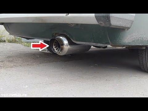 ТОП 7 автомобилей с шикарным звуком выхлопа