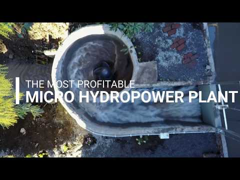 The Most Profitable Micro Hydro-power Plant