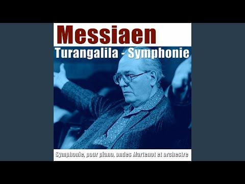 Turangalîla-Symphonie: V. Joie du sang des étoiles