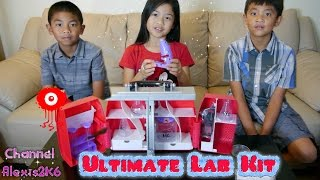 Video Toy Unboxing | Project Mc² | ULTIMATE LAB KIT | (Ep.10) download MP3, 3GP, MP4, WEBM, AVI, FLV Juli 2018