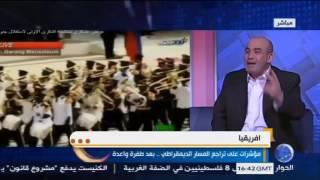 إنقلاب عسكر الجزائر والضوء البرتقالي الفرنسي
