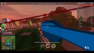 jailbreak gameplay #1 (roblox)