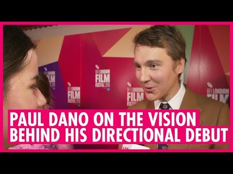 Paul Dano  Wildlife Premiere