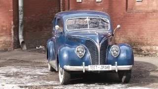рассказ Ford V8 Deluxe 1938