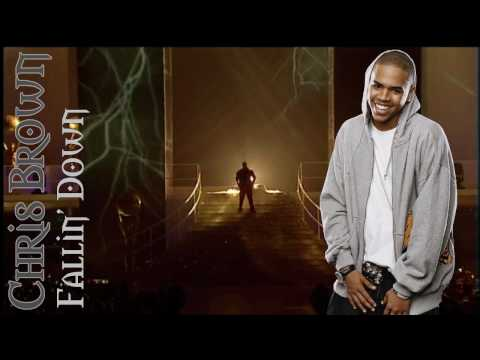 Chris Brown - Fallin' Down (+Lyrics)