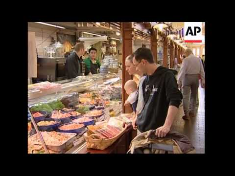 Herring Fair In Helsinki Shows Finns Love Of Fish - Run Sat