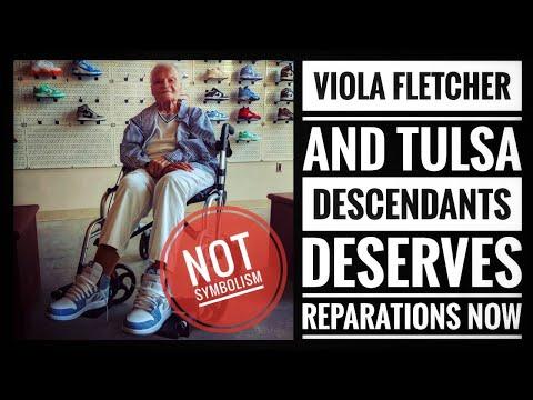 Tulsa Race Massacre Centennial Commemoration Survivors Want Reparations Truth