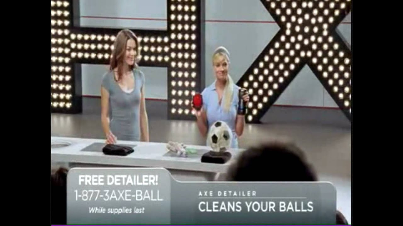 Axe Detailer Shower Tool - Clean Your Balls! | Make Money ...