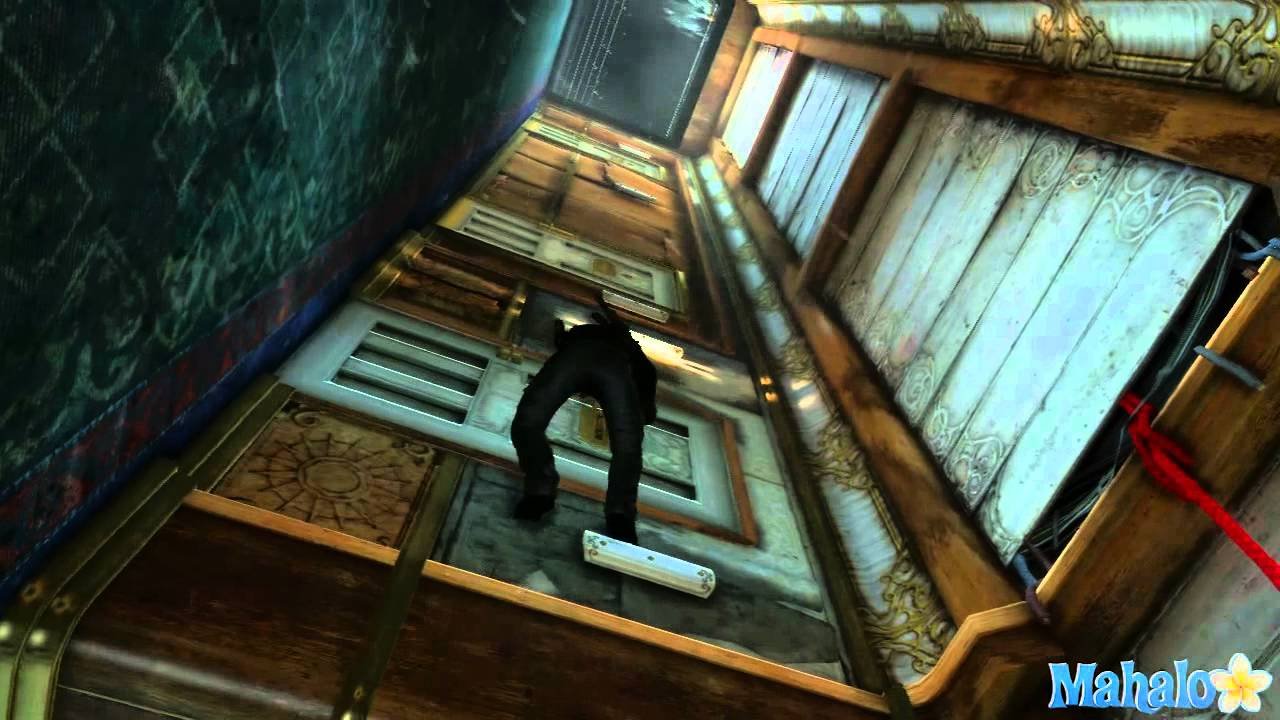 Uncharted 3 Walkthrough Chapter 15 Sink Or Swim Youtube