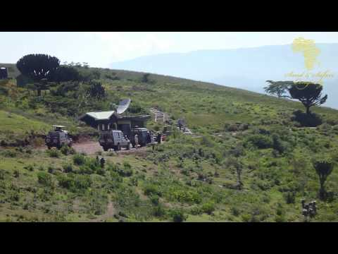 Ngorongoro Crater Reserve - Northern Tanzania - Sand & Safari Company [HD]