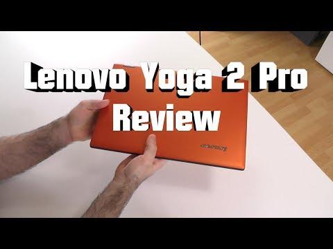 Lenovo Yoga 2 Pro In-depth Review - great idea but...