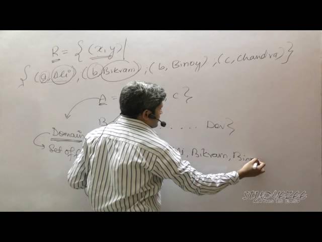 Class 11 Maths CBSE Relations 04
