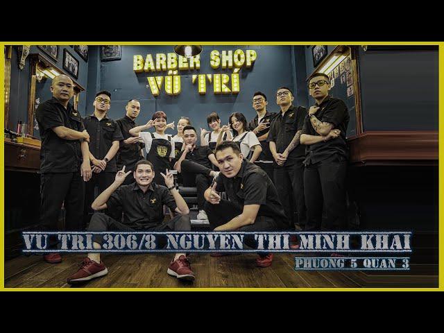 Đời Barber x Tiệm Barber [PART 306/8 Nguyễn Thị Minh Khai phường 5 quận 3 Vu Tri barbershop]