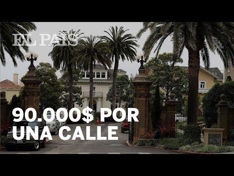 Compran una calle en San Francisco por 90.000 dólares | Internacional