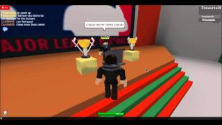 Roblox Ep.21 - Draft Picks Meeting