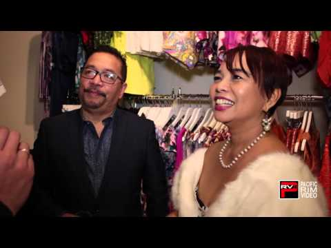 Ruben and Janet Nepales excited for Oliver Tolentino boutique opening