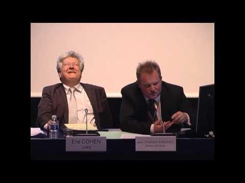 Jean-Christophe EHRHARDT Comment redresser la compétitivité de l'économie ? par David Mourey