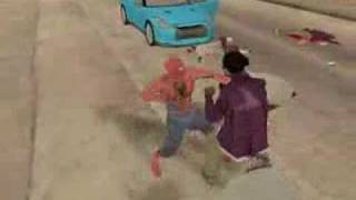 "GTA San Andreas ""The History Of Spiderman"" Part 2"