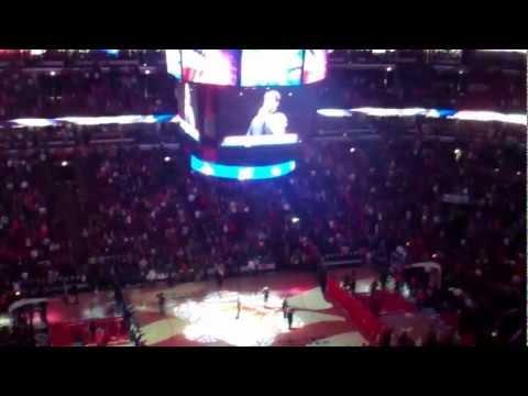 Chicago Bulls 2012-13 season opener: pregame, part 3