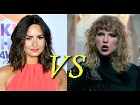 Demi Lovato vs Taylor Swift VOCAL BATTLE!!!