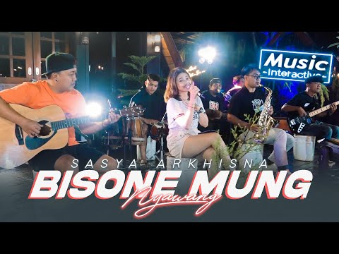 Sasya Arkhisna - Bisane Mung Nyawang (Official Music Live) Getun rasane ati sing biso nduweni