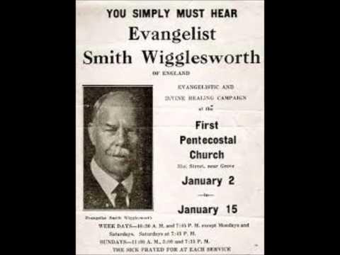 Spiritual Secrets of Smith Wigglesworth