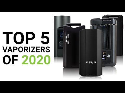Top 5 Best Dry Herb Vaporizers Of 2020