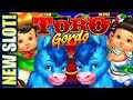★NEW SLOT! OLÉ!!★ TORO GORDO ☀️ Slot Machine Bonus Win! (AGS)