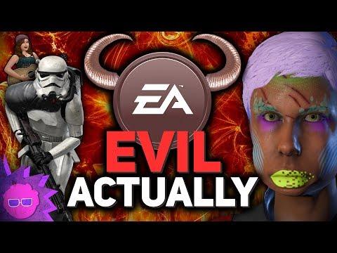 EA is Evil Actually