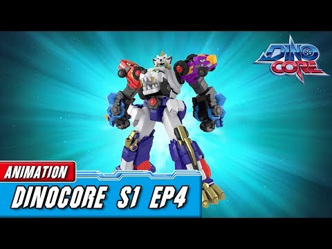 [DinoCore] Official | S01 EP04 | Best Animation for Kids | TUBA n