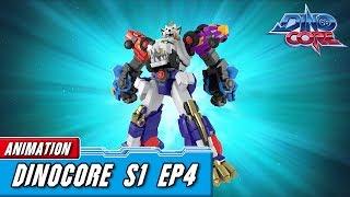 [DinoCore] Offizielle | S01 EP04 | Beste Animation für Kinder | TUBA n