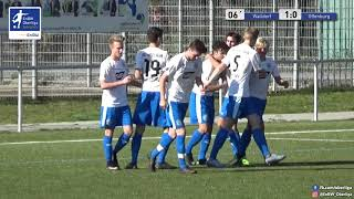 A-Junioren - 1:0 - Andreas Müller - FC Astoria Walldorf gegen Offenburger FV