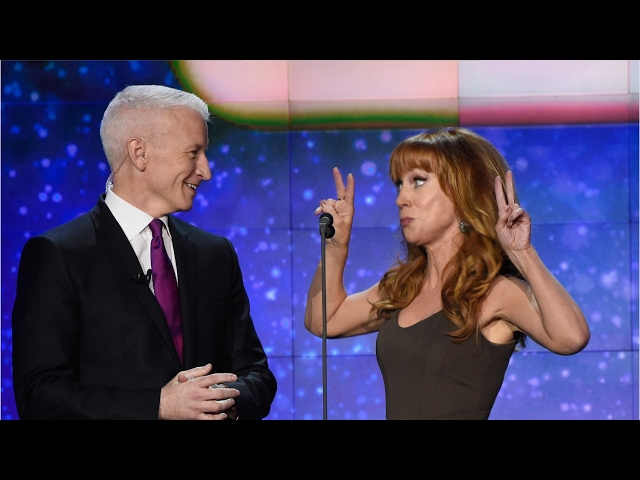 Anderson Cooper Responds To Kathy Griffin\'s Donald Trump Photo