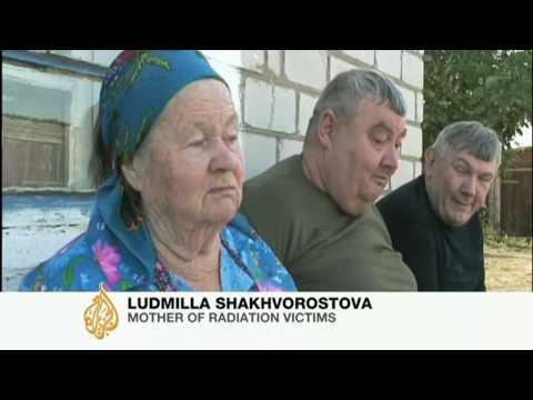 Kazakhstan's nuclear curse - 29 Aug 09
