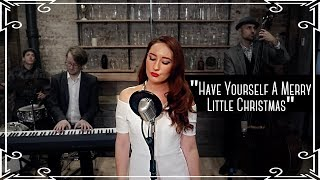 """Have Yourself A Merry Little Christmas"" Holiday Jazz Cover by Robyn Adele Anderson Video"
