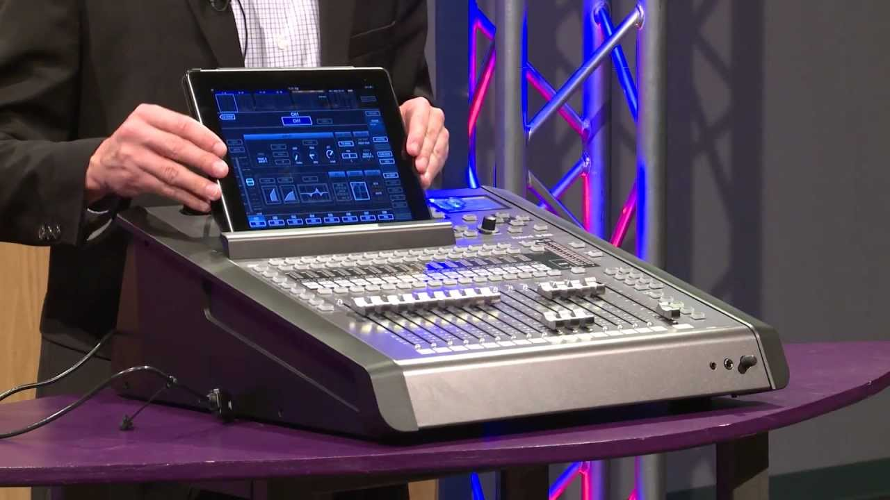 roland m 200i ipad v mixer 32 channel digital mixing console review full compass youtube. Black Bedroom Furniture Sets. Home Design Ideas