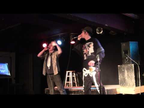 Herman & Ian - Hanging Tough (Karaoke)