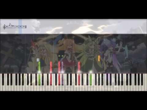 [Day Break Illusion] Träumerei {OP} (TV-size MIDI Instrumental)