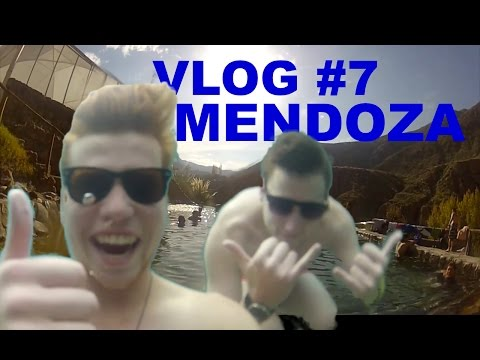 TRAVEL VLOG #7 - Mendoza