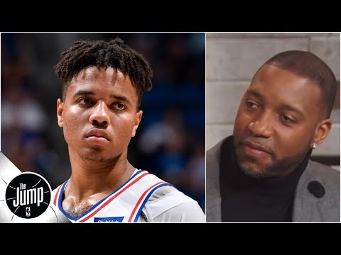 'I forgot all about Markelle Fultz' - Tracy McGrady | The Jump