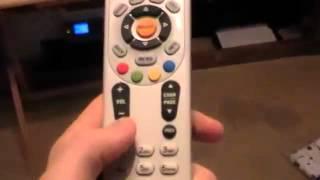 how to program your directv universal remote to your tv كيفية برمجة جهاز التحكم عن بعد بالتلفزيون