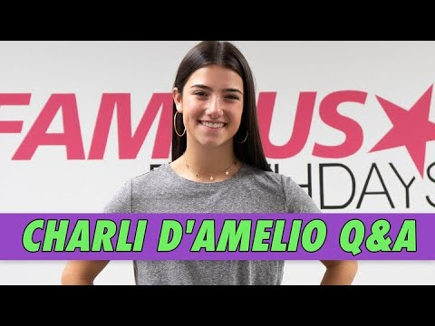 how old is charlie damelio