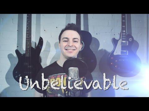 Owl City - Unbelievable (ft. Hanson) COVER mp3