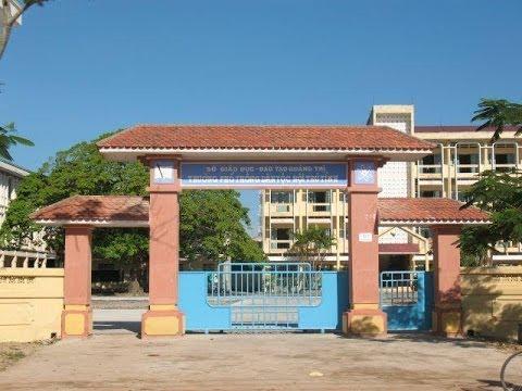 Trường Phổ thông Dân tộc Nội trú tỉnh Quảng Trị (Ngày Ấy Bạn Và Tôi - Lynk Lee)
