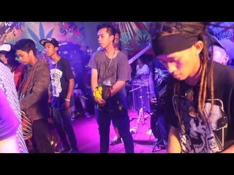 DAMAR RASTA - SAYANG Cover Reggae SKA at Bonderland Pakisaji (Malang)