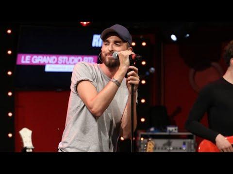 Christophe Willem - Rio (LIVE) Le Grand Studio RTL